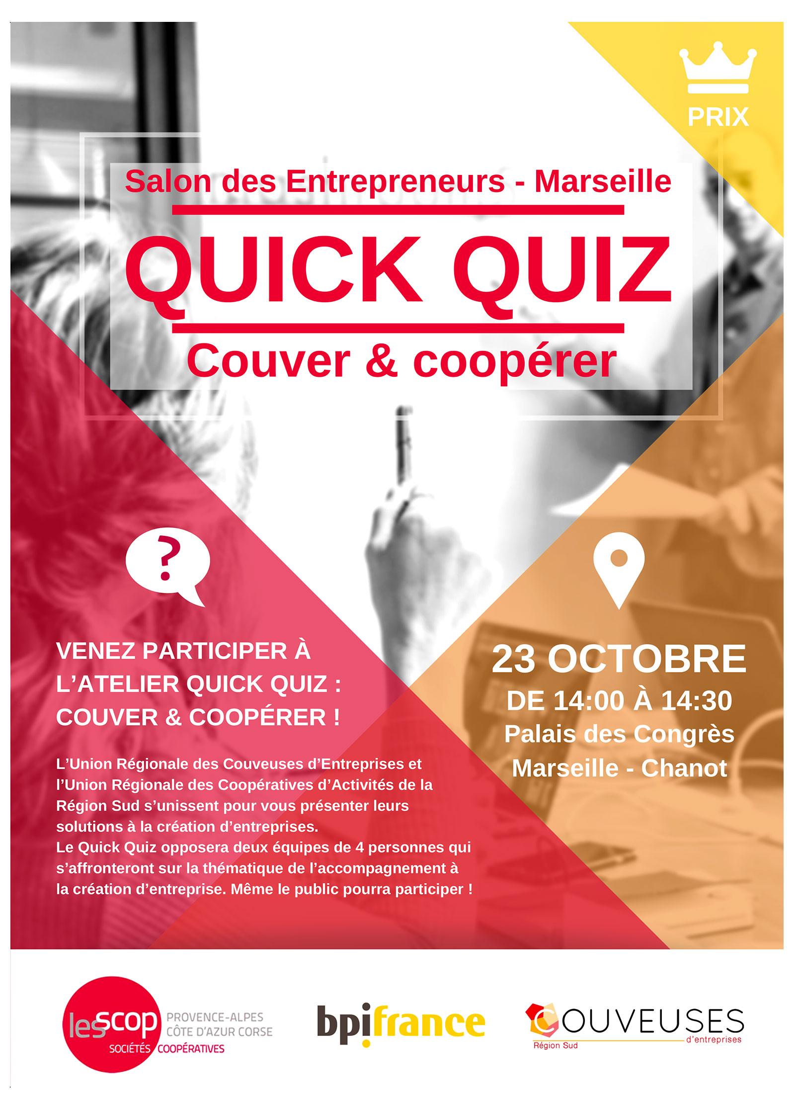 URCE Quick Quiz Marseille